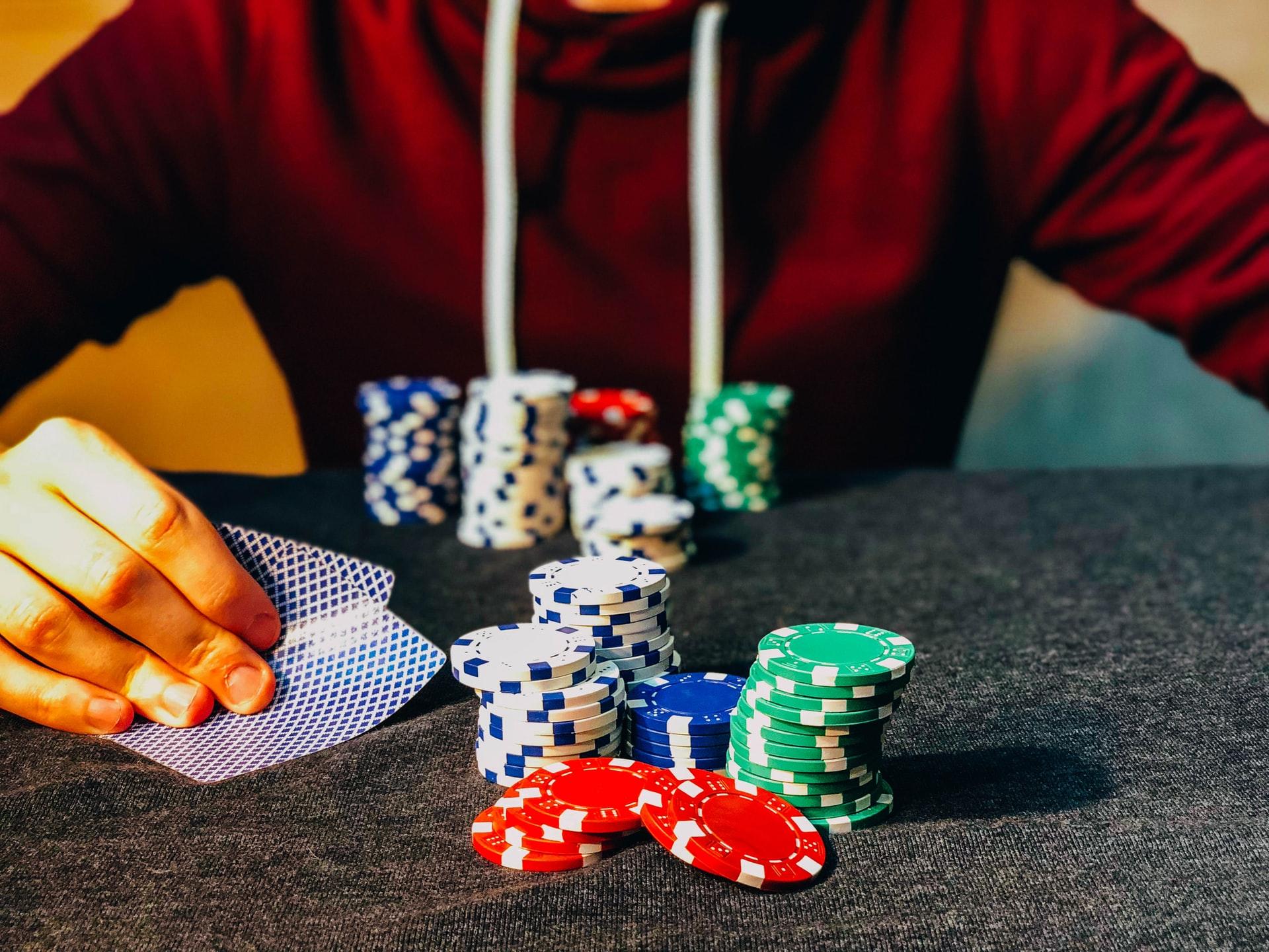カジノの目的地
