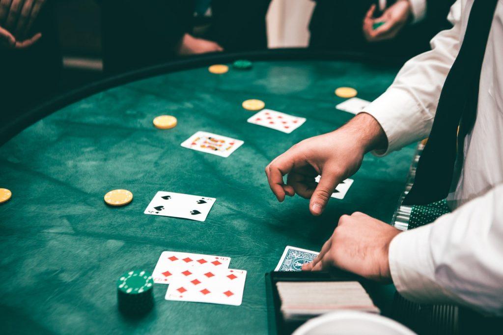 ギャンブルの収益